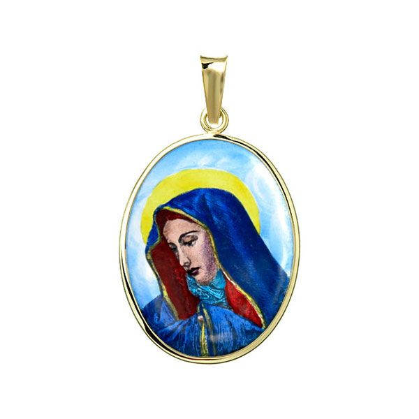 259H Mother of Sorrows Medal