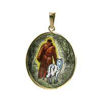 Giovanni di Pietro Bernardone Medalla más grande