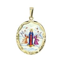 368R Assumption of the Blessed Virgin Mary Medal
