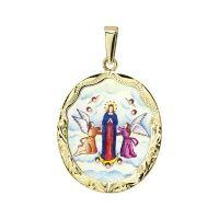 Medalla de Asunción de María más grande