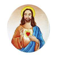 Semiproducto 399 Sagrado Corazón de Jesús azul