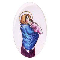 Semiproducto 570 Santísima Virgen y el Niño