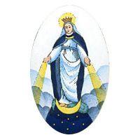 Semiproducto 572 Nuestra Señora de la Medalla Milagrosa