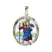 San Cristóbal de Licia Medalla más grande