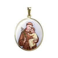 Medalla de San Antonio de Padua más grande