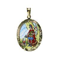 Medalla de San Florián de Lorch