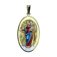 La mayor medalla de Nuestra Señora de Hostyn