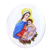 Semiproducto 358 Virgen con Niño