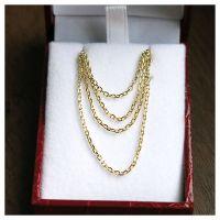 1455 gold chain 55 cm