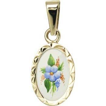 010bR Floral Motif